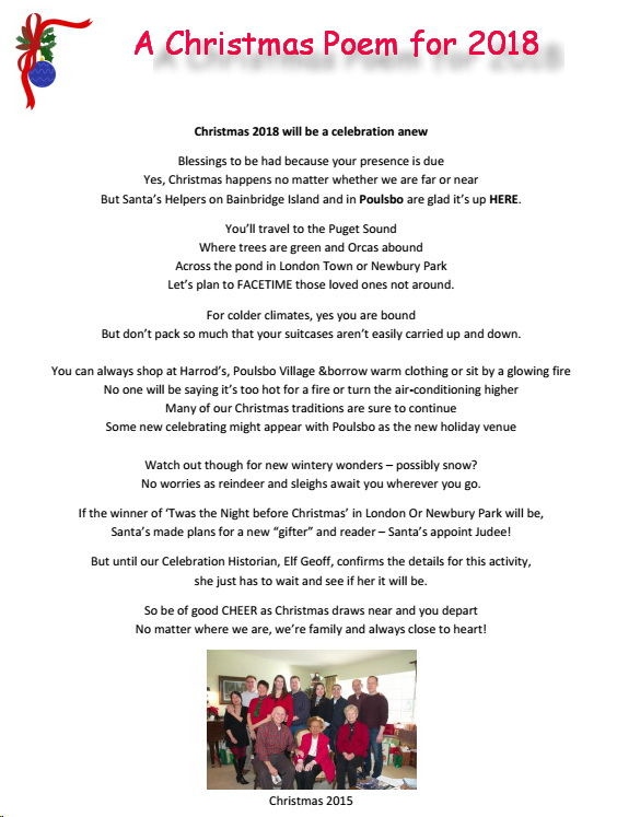 If Only Inc Home Page Christmas Poems